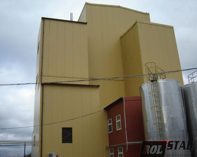 Zakłady mleczarskie