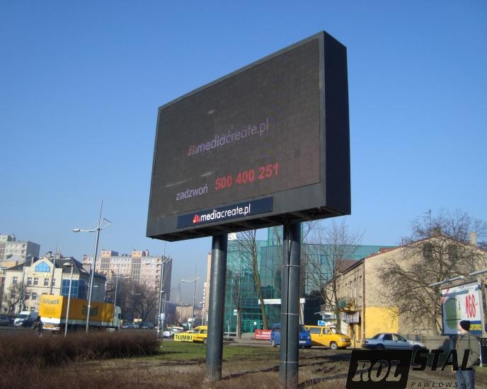 Reklamy wielkoformatowe