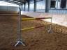 Ogrodzenia wybiegów zewnętrznych i padoków treningowych
